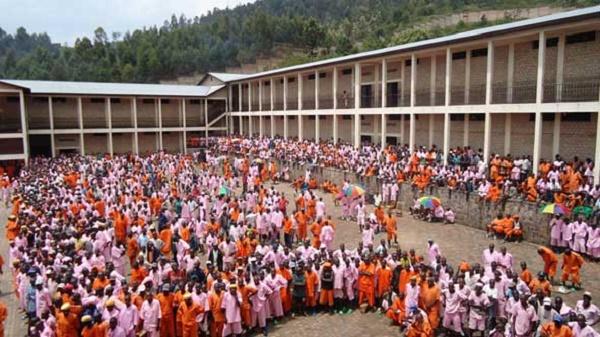 La CNLG appelle les prisonniers de Huye à la lutte contre l'idéologie du génocide