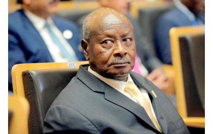Museveni l'ugandais plante un couteau dans le dos de Kagame en conspirant avec RNC et FDLR