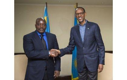 Perezida Kagame azayobora inama y'abakuru b'ibihugu yiga ku kibazo cya RDC