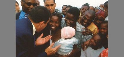PANAFRICANISME : Panafricanisme et Bolivarisme
