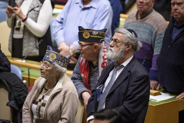 Commémoration de l'Holocauste: le monde n'est pas à l'abri des mêmes dangers aujourd'hui