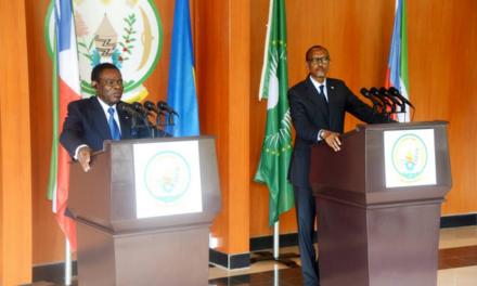 La Guinée équatoriale et le Rwanda signent des accords bilatéraux