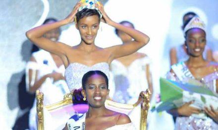 La couronne de Miss Rwanda 2019 est détenue par  Nimwiza Meghan
