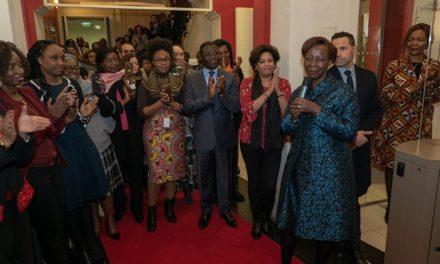 Louise Mushikiwabo, Secrétaire Générale de la Francophonie, Veut Faire du Français la Langue de l'Internet