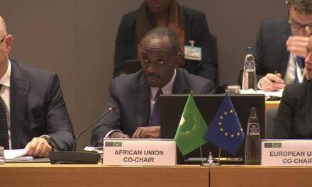 Le chef de la diplomatie rwandaise à Bruxelles pour la réunion ministérielle UE-UA