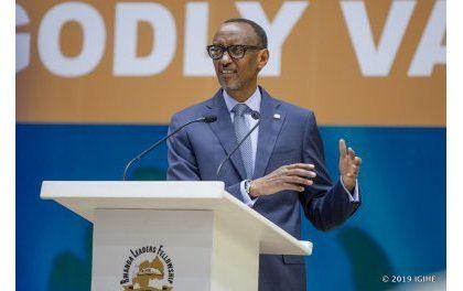 Hari abantu baturwanyaga basigaye bifuza ibyo u Rwanda rufite -Kagame