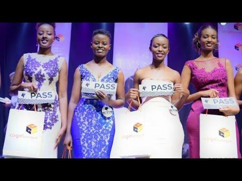 Abakobwa 20 barimo JOSIANE batsindiye kujya mu mwiherero wa Miss Rwanda 2019