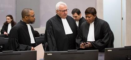 COUR PENALE INTERNATIONALE  : Le Bureau du Procureur, Cet Organe qui Risque d'Emporter la CPI.