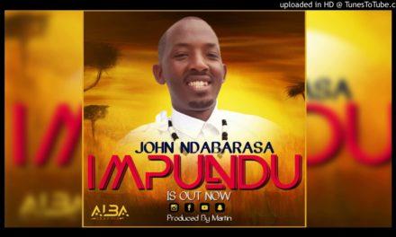 Ndabarasa John «Impundu»