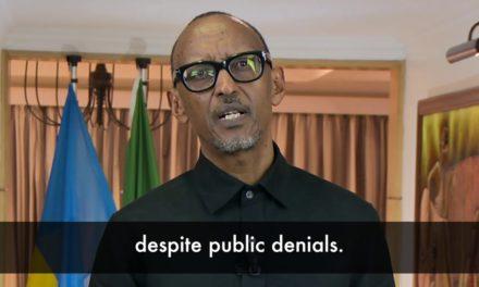 Perezida Kagame yinjije abanyarwanda mu 2019 agaruka ku baturanyi bafasha FDLR na RNC
