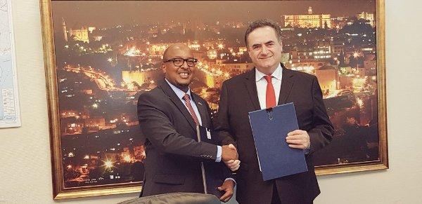 Le Rwanda et l'Israël ont conclu un Accord de transport aérien