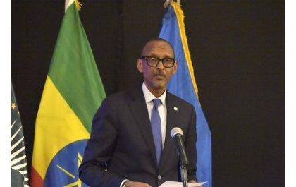 Kagame au forum 'Santé pour Tous' d' Addis : «Beaucoup reste à faire»