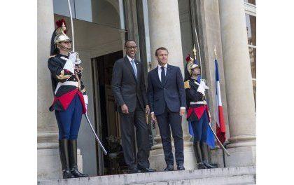 Perezida Macron i Kigali ?