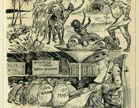 Elikia M'Bokolo: la Belgique rattrapée par son passé colonial