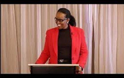 WASHGTON DC : Au Déjeuner National de Prière, Jeannette Kagame Invite à Investir dans le Peuple
