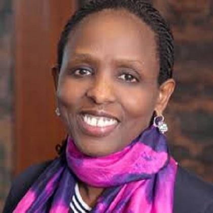La médaille du Bien-Etre Public 2019 Décernée Agnès Kalibata, Présidente de l'AGRA