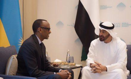 Le Président Kagame à Dubaï pour le Sommet mondial des gouvernements