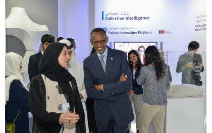 Sommet Mondial des Gouvernements : Kagame souligne le potentiel des jeunes Africains