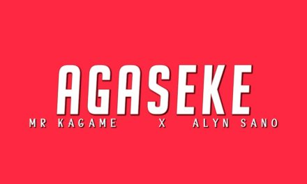 AGASEKE by Mr kagame ft alyn Sano