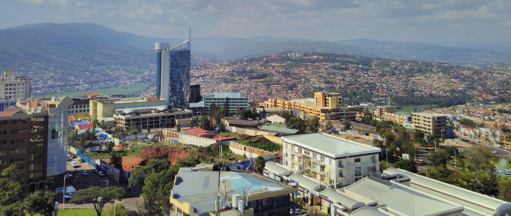 Kigali, seule ville d'Afrique nominée au Wellbeing City Award