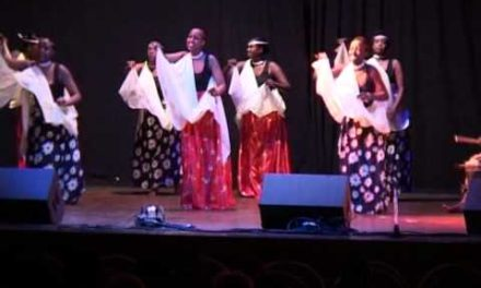 Une des chansons de l'album «Impundu iwanyu» de Muyango & Imitari