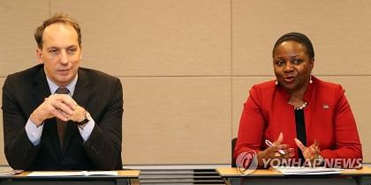 FRANCOPHONIE :  Interview  Ambassadeurs du Rwanda et de France en Corée du Sud