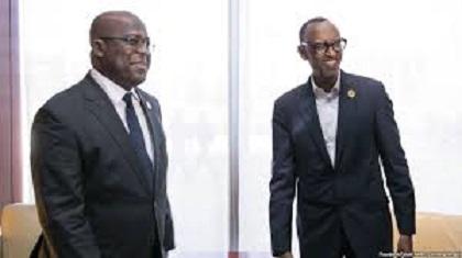 RDC – RWANDA : Tshisekedi Chez Kagame,  une Visite de Raison