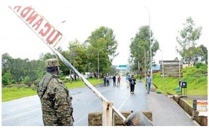 Le conflit entre Uganda et le Rwanda au regard de la loi.