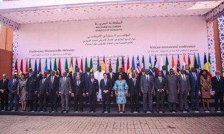 La Déclaration «de Marrakech» engage tous les  Etats africains à soutenir la décision de l'UA et de l'ONU de régler le  différend du Sahara