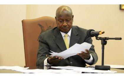 Museveni yandikiye Kagame yemera ko yahuye na Mukankusi wo muri RNC na Gasana
