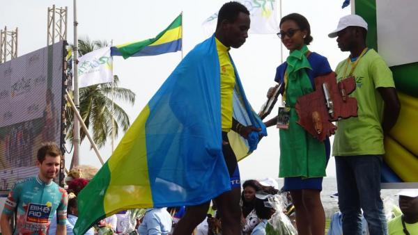 Joseph Areruya: un Rwandais sur le Paris-Roubaix