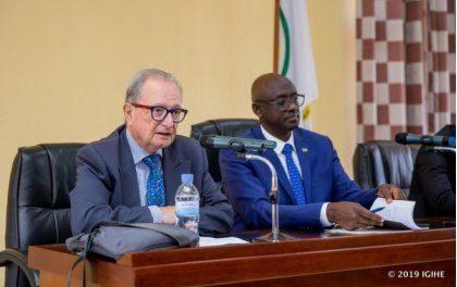 Le juge Carmel Agius de l'UNMICT mécontent de  la corruption morale autour de la libération de certains criminels de  génocide du TPIR