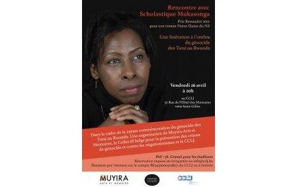 Scholastique Mukasonga : Une littérature à l'ombre du génocide des Batutsi au Rwanda