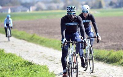 CYCLISME : Paris-Roubaix, le Coureur Rwandais Joseph Areruya a Presque Réussi son Pari