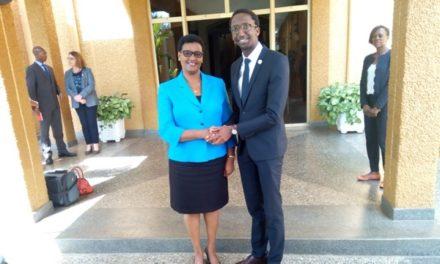 «Les parlements français et rwandais  continueront de travailler sur des choses très concrètes qui permettent à  nos deux pays d'avancer» – Hon. Hervé Berville