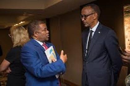 L'Afrique a Besoin «  d'un Maximum de 20 Dirigeants Tels que les Présidents du Ghana, du  Rwanda et … »