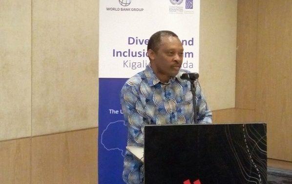 «La spécificité du Rwanda est une politique axée sur le partage et l'inclusion dan tous les secteurs» -Ministre Anastase Shyaka