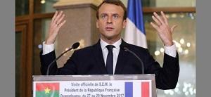 France  :  Macron Veut Faire du 7 Avril une Journée de Commémoration