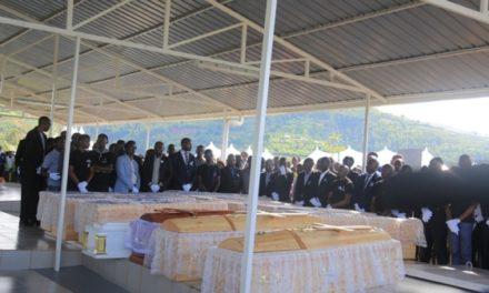 Kwibuka25: Hommage aux victimes du génocide de Murambi