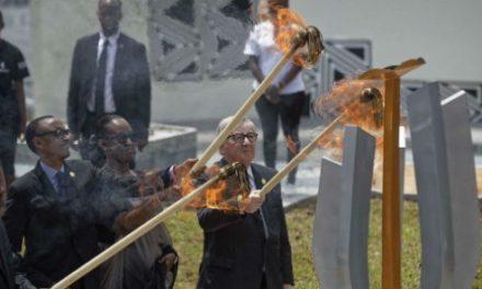 Le Rwanda uni comme une « famille », vingt-cinq ans après le génocide contre les Batutsi