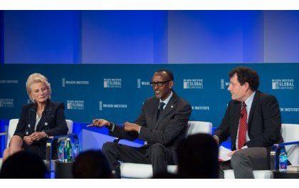 Kagame predit un rôle plus actif de l'Afrique
