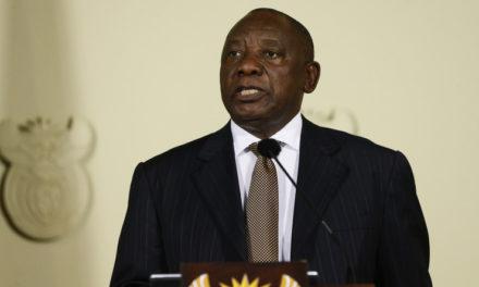 Le président sud-africain appelle de ses vœux la création d'une monnaie unique africaine