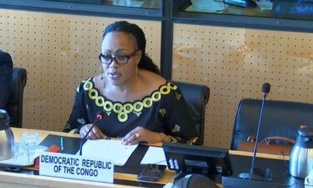 A Genève, la RDC admet des difficultés à mettre en œuvre ses engagements en matière de droits humains