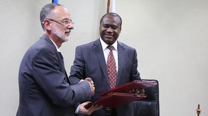 RWANDA – BELGIQUE: Signature d'un Accord de 120 Milliards de Frw.