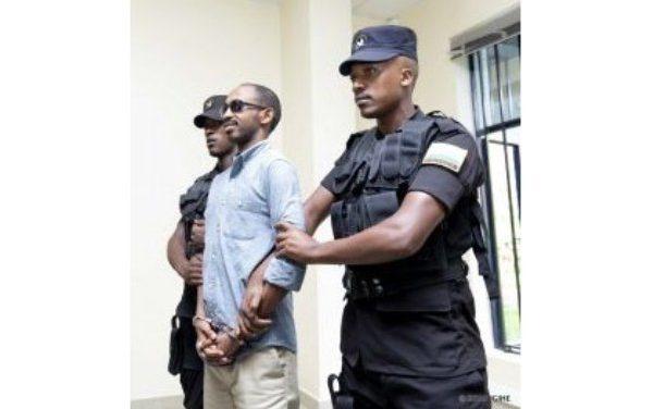 Le dossier du chef rebelle rwandais Nsabimana Callixte alias Sankara transmis au tribunal