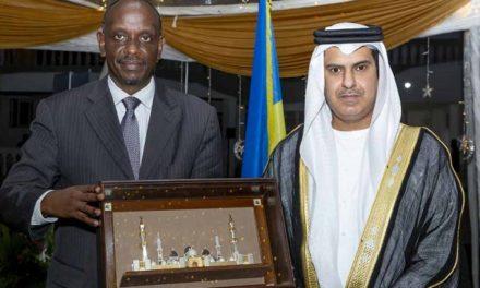 «Les Emirats Arabes Unis et le Rwanda partagent les valeurs de tolérance et de paix» -Ambassadeur Hazza AlQahtani