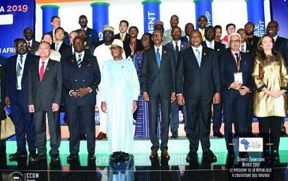 "KIGALI : Affluence de VIP au ""Sommet Transform Africa"""
