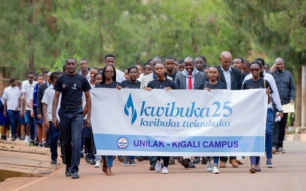 Les étudiants de l'UNILAK appelés à combattre l'idéologie du génocide par le biais des médias sociaux