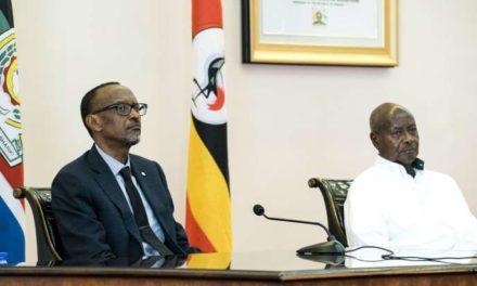 Le torchon brûle entre Kampala et Kigali