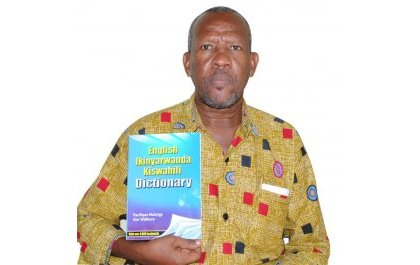 Malonga Pacifique publie un Dictionnaire trilingue Kiswahili-Kinyarwanda-Anglais